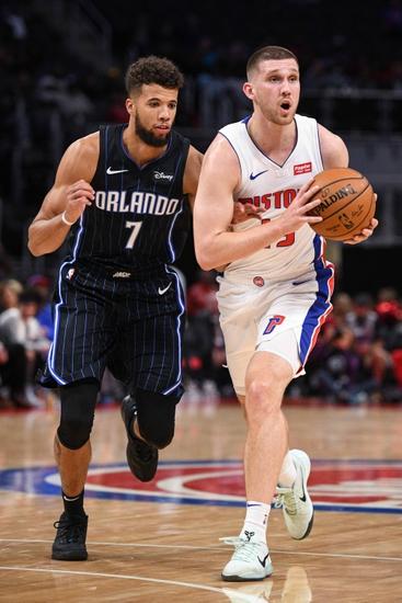 Detroit Pistons vs. Orlando Magic - 11/25/19 NBA Pick, Odds, and Prediction