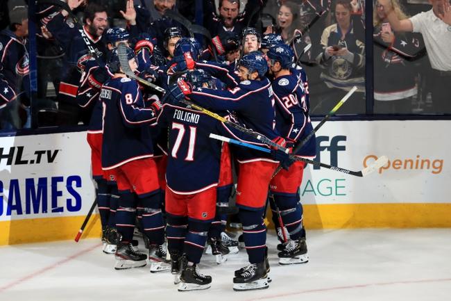 Buffalo Sabres vs. Columbus Blue Jackets - 2/1/20 NHL Pick, Odds & Prediction