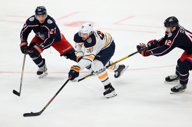 Buffalo Sabres vs. Columbus Blue Jackets - 2/1/20 NHL Pick, Odds, and Prediction