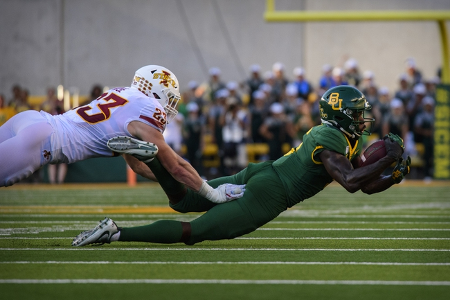 Denzel Mims 2020 NFL Draft Profile, Pros, Cons, and Projected Teams
