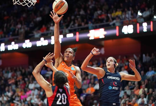Connecticut Sun vs. Atlanta Dream - 9/11/20 WNBA Pick, Odds, and Prediction