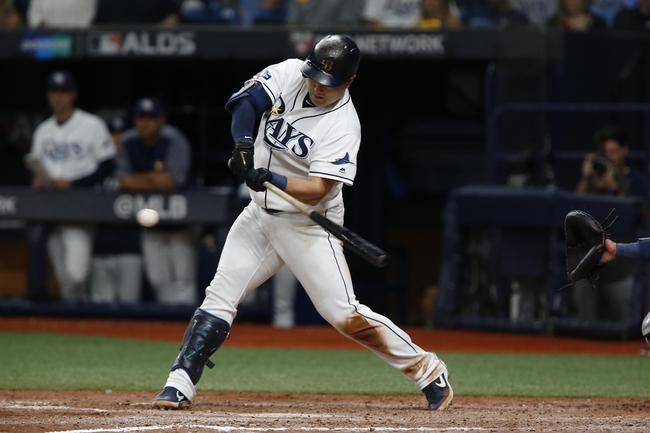 Tampa Bay Rays Shortened MLB Season Pick, Odds and Prediction