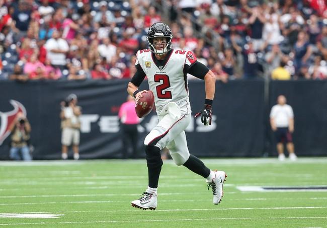 Atlanta Falcons at Arizona Cardinals - 10/13/19 NFL Pick, Odds, and Prediction
