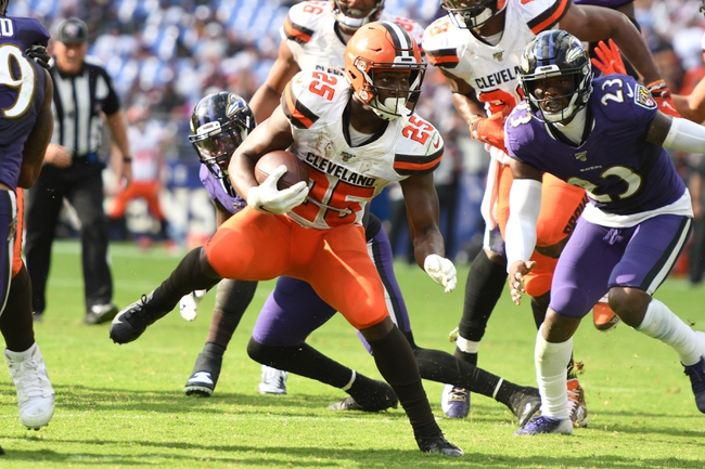 Cleveland Browns 2020 Win Total- NFL Picks and Predictions