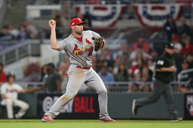 St. Louis Cardinals vs. Washington Nationals - 10/11/19 MLB - Playoffs Pick, Odds, and Prediction