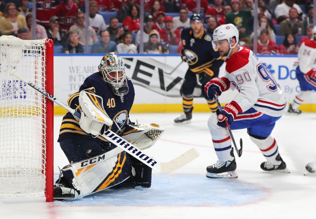 Buffalo Sabres vs. Montreal Canadiens - 1/30/20 NHL Pick, Odds, and Prediction