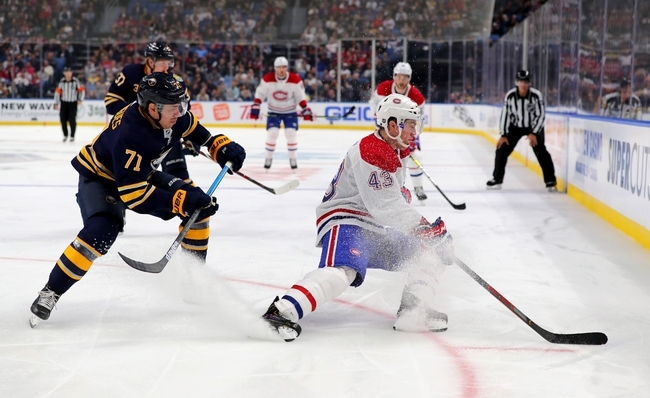 Buffalo Sabres vs. Montreal Canadiens - 1/30/20 NHL Pick, Odds & Prediction