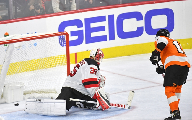 Philadelphia Flyers vs. New Jersey Devils - 2/6/20 NHL Pick, Odds & Prediction