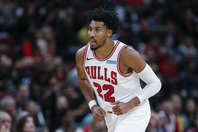 New Orleans Pelicans vs. Chicago Bulls - 1/8/20 NBA Pick, Odds & Prediction