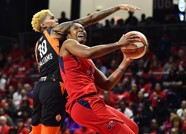 Washington Mystics vs. Las Vegas Aces - 8/5/20 WNBA Pick, Odds, and Prediction