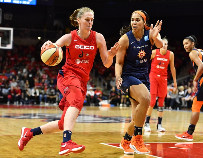Washington Mystics vs. Chicago Sky - 9/4/20 WNBA Pick, Odds, and Prediction