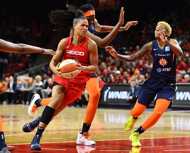 Atlanta Dream vs. Washington Mystics  - 8/19/20 WNBA Picks and Prediction