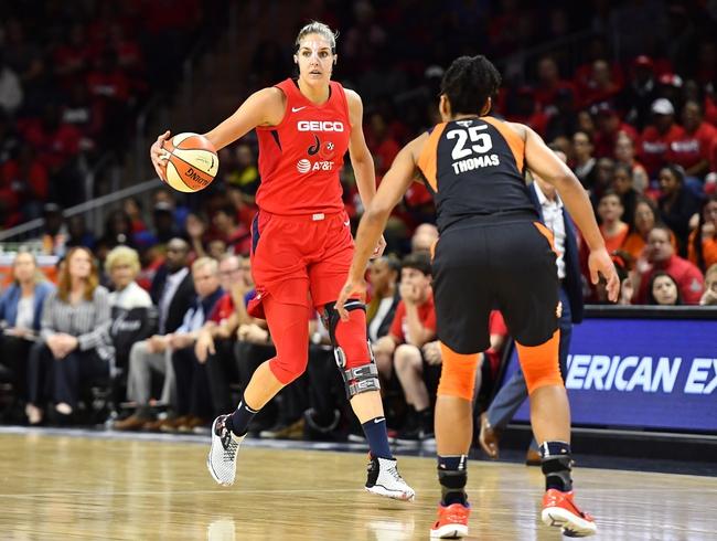 Connecticut Sun vs. Indiana Fever - 8/18/20 WNBA Pick, Odds, and Prediction
