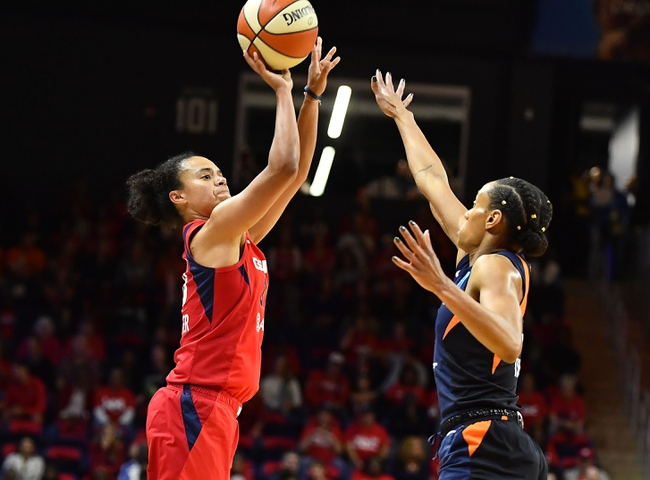 Washington Mystics vs. Chicago Sky - 8/1/20 WNBA Picks and Prediction