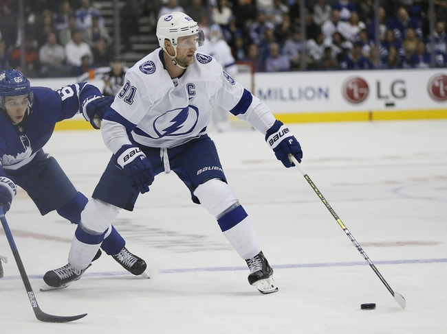 Tampa Bay Lightning vs. Toronto Maple Leafs - 2/25/20 NHL Pick, Odds, and Prediction