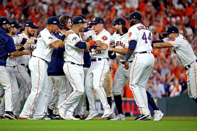 Houston Astros at Tampa Bay Rays 10/11/20 MLB ALCS Picks and Prediction