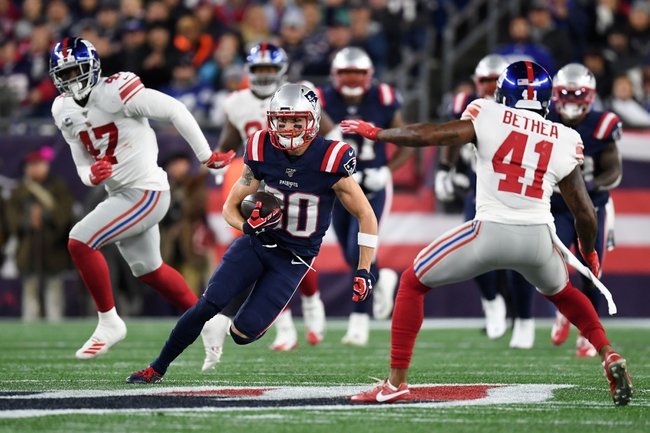 New York Giants vs. New England Patriots - 4/9/20 Madden 20 Sim NFL Pick, Odds, and Prediction