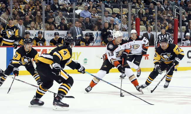 Anaheim Ducks vs. Pittsburgh Penguins - 2/28/20 NHL Pick, Odds, and Prediction
