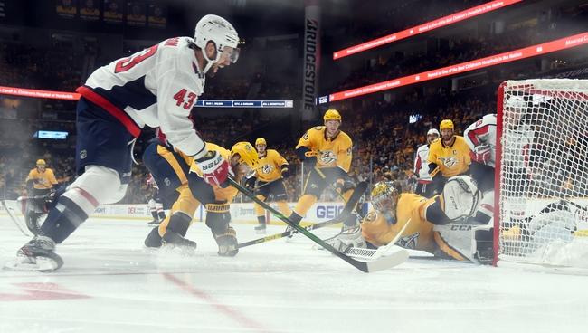 Washington Capitals vs. Nashville Predators - 1/29/20 NHL Pick, Odds, and Prediction