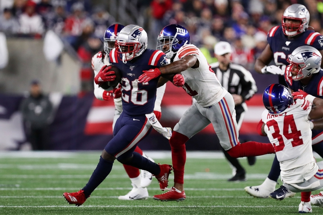 New England Patriots vs. New York Giants - 5/8/20 Madden 20 Sim NFL Pick, Odds, and Prediction