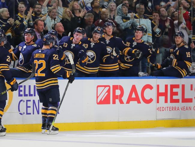 Buffalo Sabres vs. Dallas Stars - 10/14/19 NHL Pick, Odds, and Prediction