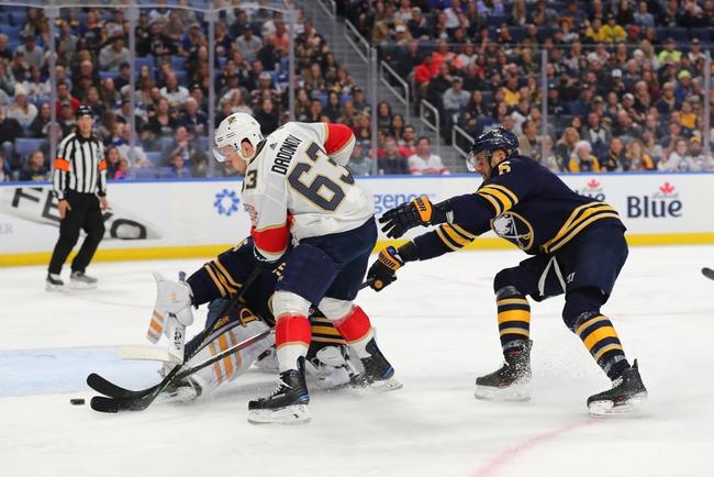 Florida Panthers vs. Buffalo Sabres - 11/24/19 NHL Pick, Odds, and Prediction