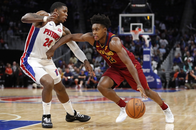 Cleveland Cavaliers vs. Detroit Pistons - 12/3/19 NBA Pick, Odds, and Prediction