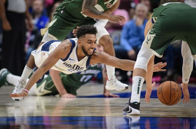 Milwaukee Bucks vs. Dallas Mavericks - 12/16/19 NBA Pick, Odds, and Prediction