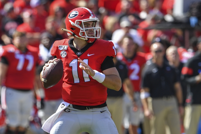 Georgia vs. Kentucky - 10/19/19 College Football Pick, Odds, and Prediction