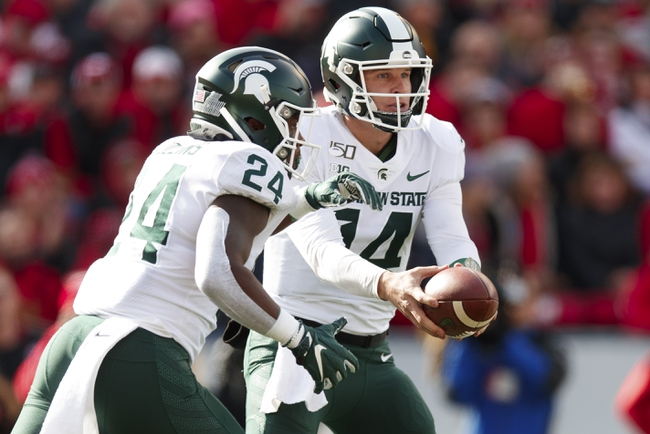 Michigan State vs. Illinois - 11/9/19 College Football Pick, Odds, and Prediction