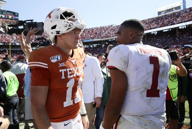 Texas vs. Kansas - 10/19/19 College Football Pick, Odds, and Prediction