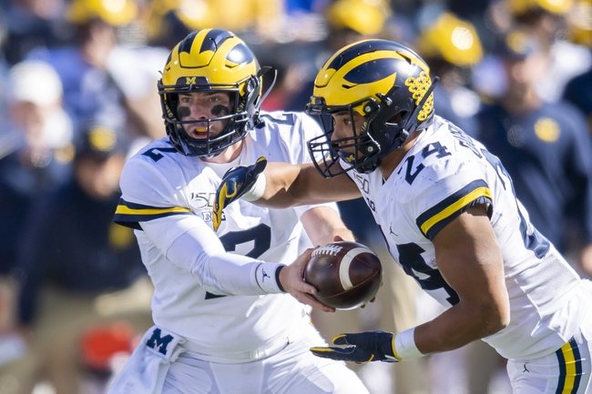 Michigan vs. Michigan State - 11/16/19 College Football Pick, Odds, and Prediction