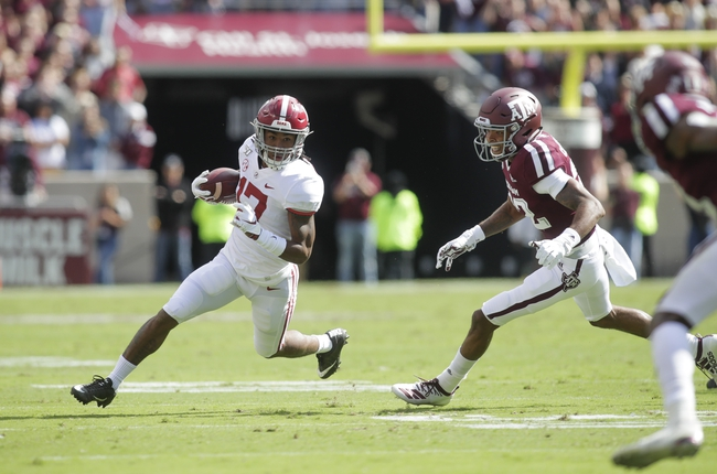 Alabama vs. Tennessee - 10/19/19 College Football Pick, Odds, and Prediction