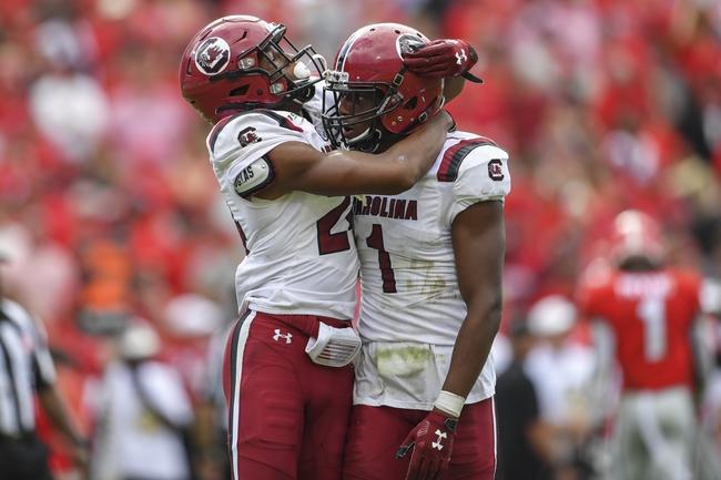 SEC Tonight: South Carolina vs. Tennessee College Football Picks, Predictions 9/26/20