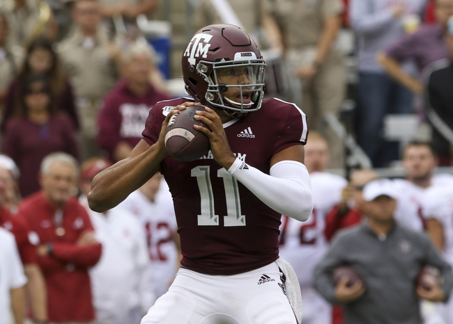 Texas A&M vs. Mississippi State - 10/26/19 College Football Pick, Odds, and Prediction