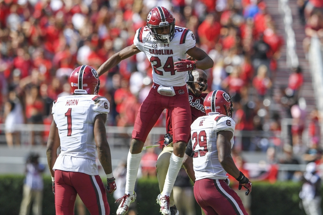 South Carolina 2020 Win Total - College Football Pick and Prediction