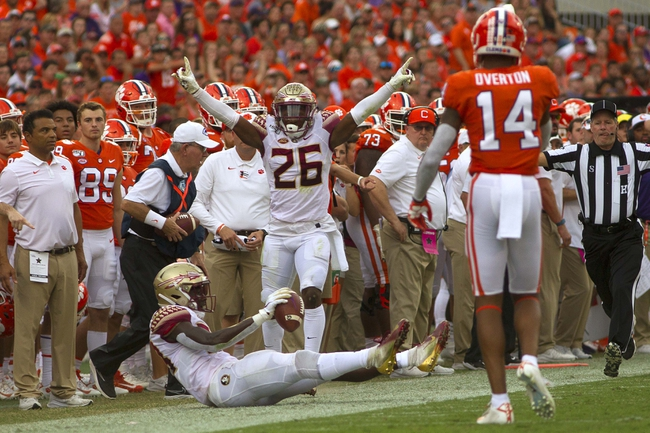 Wake Forest vs. Florida State - 10/19/19 College Football Pick, Odds, and Prediction