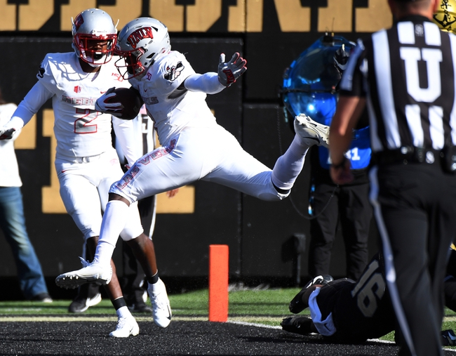 UNLV vs. San Jose State - 11/23/19 College Football Pick, Odds, and Prediction