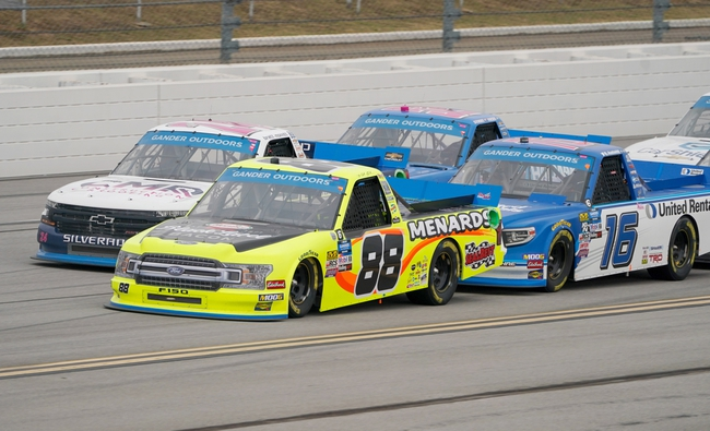 ToyotaCare 250- 9/10/20 Nascar Truck Series Picks, Odds, and Prediction
