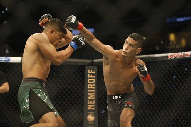 Matt Brown vs. Miguel Baeza 5/16/20 UFC on ESPN 10 Pick and Prediction