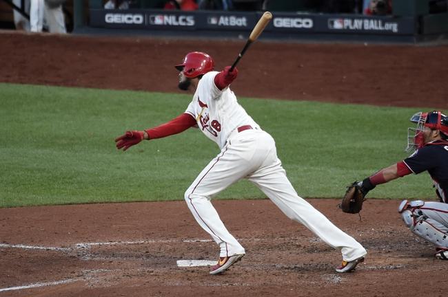 St. Louis Cardinals at Washington Nationals - 10/14/19 MLB Pick, Odds, and Prediction