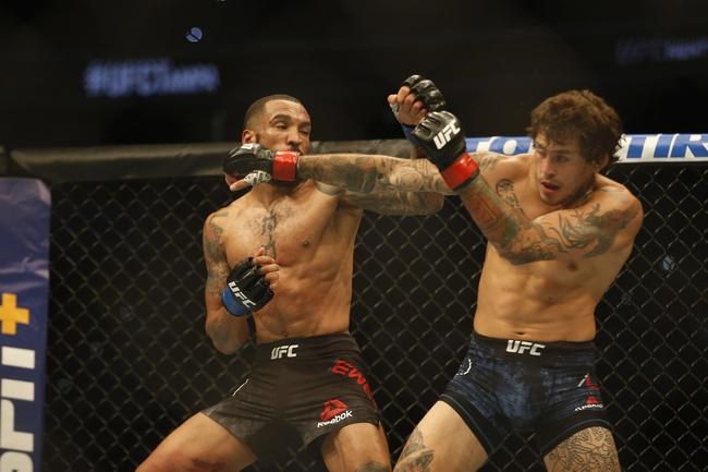 Marlon Vera vs. Ray Borg - 4/18/20 UFC 249 Pick, Odds, and Prediction