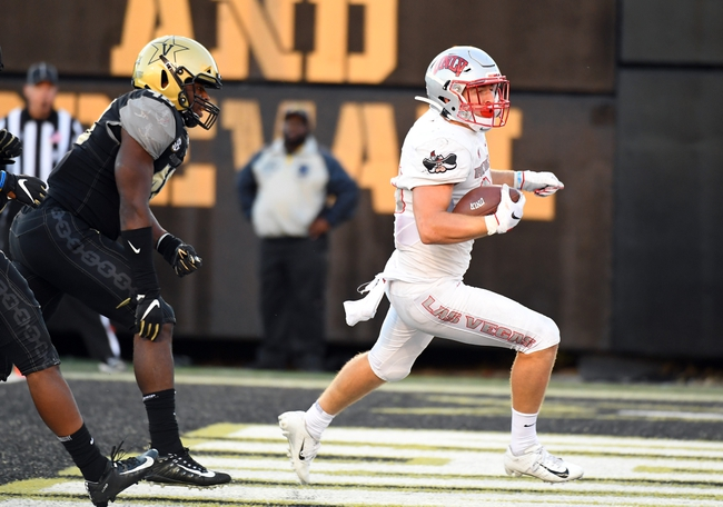 UNLV vs. San Diego State - 10/26/19 College Football Pick, Odds, and Prediction