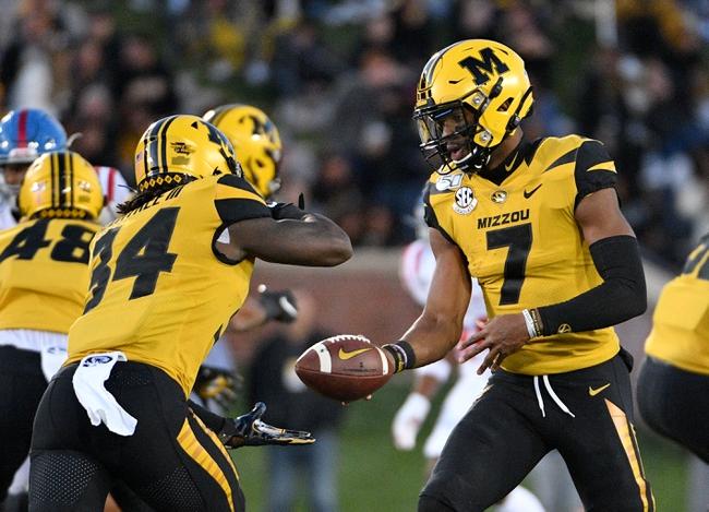 Vanderbilt vs. Missouri - 10/19/19 College Football Pick, Odds, and Prediction