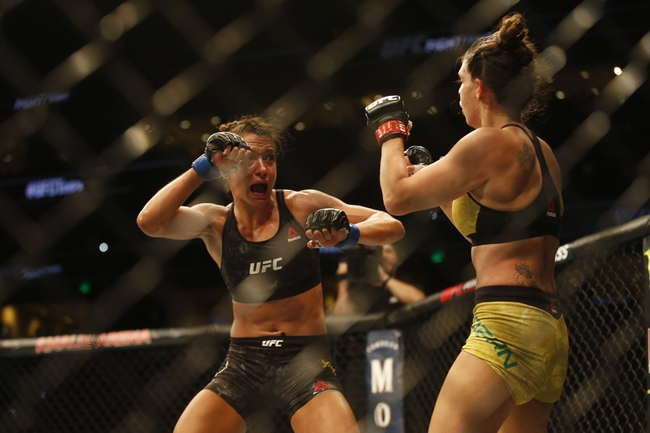 Mackenzie Dern vs. Randa Markos - 9/19/20 UFC Vegas 11 Pick and Prediction