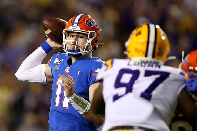 LSU vs. Florida - 10/10/20 Early Look College Football GOY Pick, Odds, and Prediction