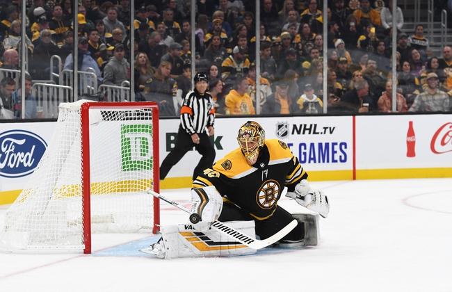 New Jersey Devils vs. Boston Bruins - 11/19/19 NHL Pick, Odds, and Prediction