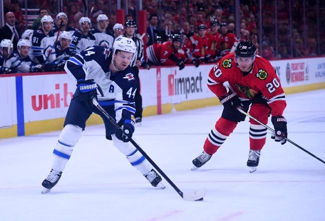 Winnipeg Jets vs. Chicago Blackhawks - 12/19/19 NHL Pick, Odds, and Prediction