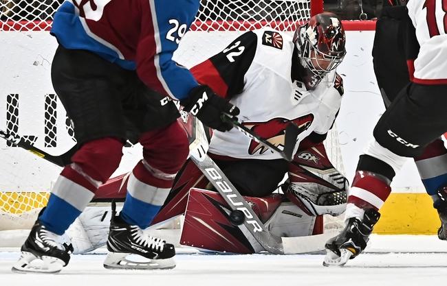 Colorado Avalanche vs. Arizona Coyotes - 8/12/20 NHL Pick, Odds, and Prediction