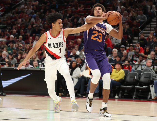 Phoenix Suns vs. Portland Trail Blazers - 12/16/19 NBA Pick, Odds, and Prediction